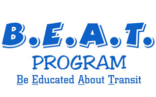 B.E.A.T. program - Be Education About Transit